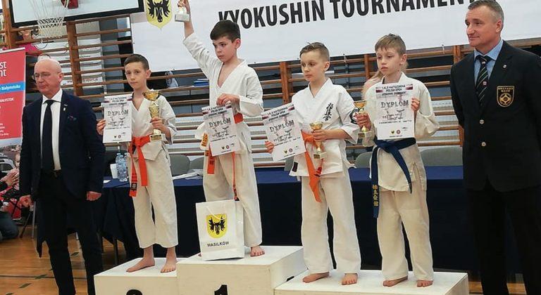 14 medali na IKO Matsushima Polish Open Kyokushin Tournament