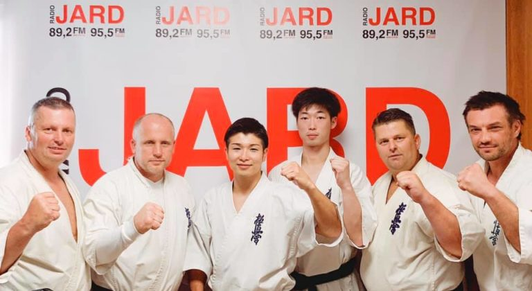 Udany 2 Letni Obóz Karate Kyokushin I.K.O. Nakamura w Białymstoku!